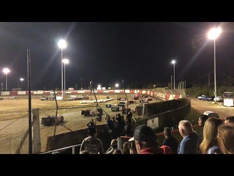 Live!!!! Eastbay raceway park. Tyler starts 5th