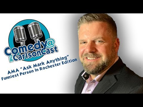 A.M.A  Funniest Person in Rochester Contest