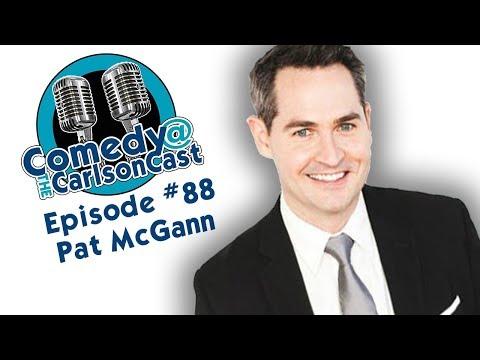 Episode #88 Pat McGann