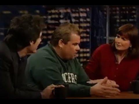 Bubba Joins Bob Costas To Discuss