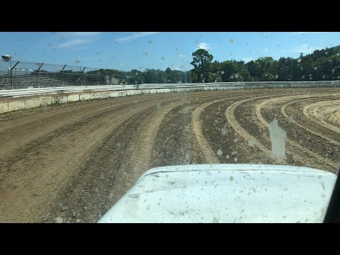 Live!! Bubba watering brp dirt track