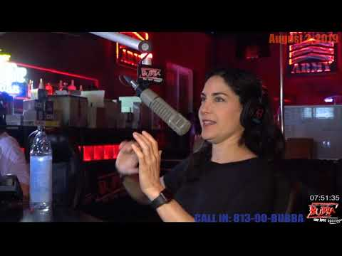 Comedian Lahna Turner talks about her favorite comedians and Ralphie May