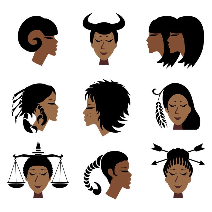 Horoscope Hair