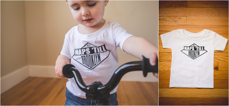 No Naps Til Brooklyn Toddler Tshirt Etsy