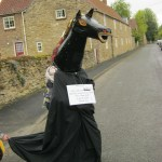 Hobby Horse East Midlands Folklore