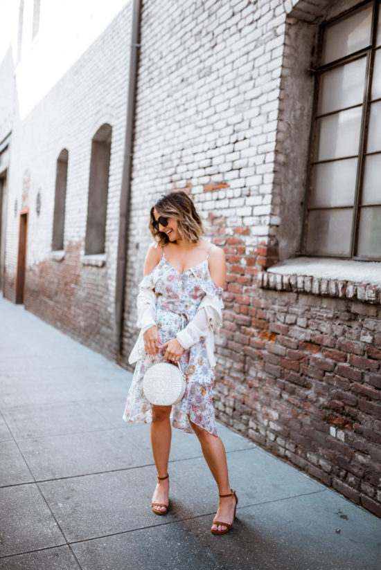 Floral Dresses Under $100 | Charmed by Camille