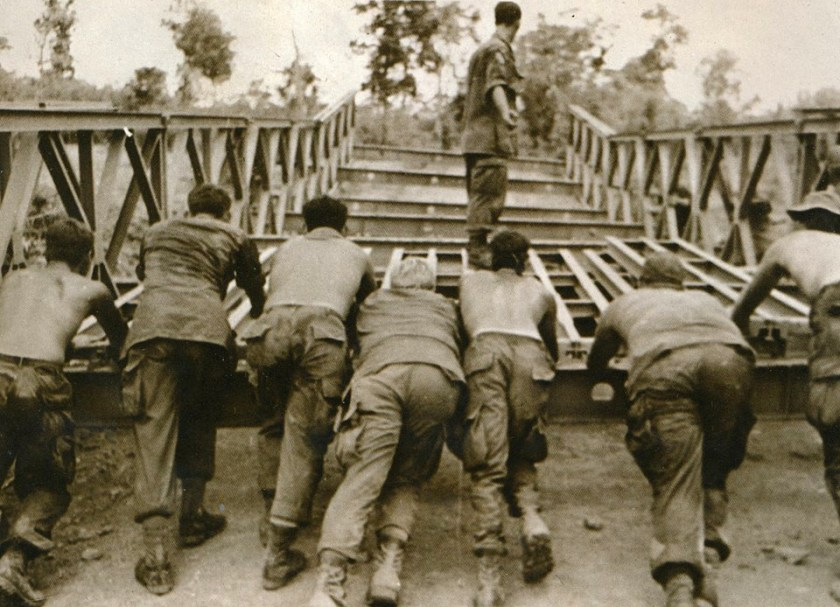 31st Engineer Battalion Cambodian Incursion 1970