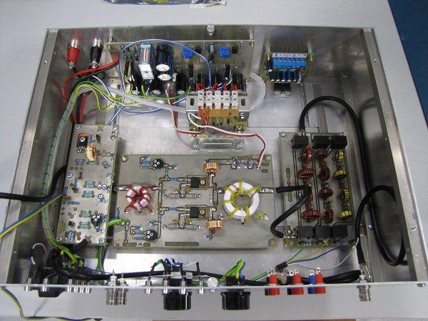30w Rf Power Amplifier Circuit Project