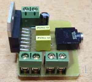 TDA7377 Amplifier Circuit (12V Stereo 30W)  Electronics Projects Circuits