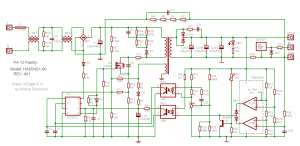Dell PA12 Power Supply Schematic  Electronics Projects