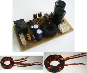 Active Subwoofer Amplifier Circuit TDA7294 VU Meter DC to DC Converters  Electronics Projects