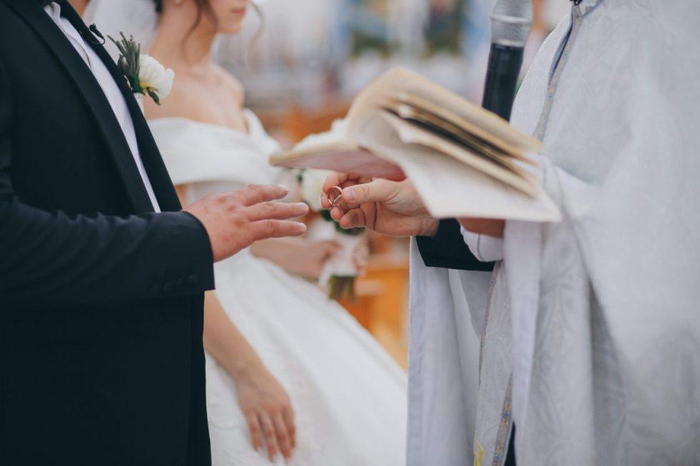 Boda civil o boda religiosa, esa es la cuestión