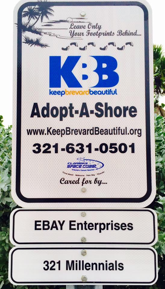 adobt-a-shore-sign