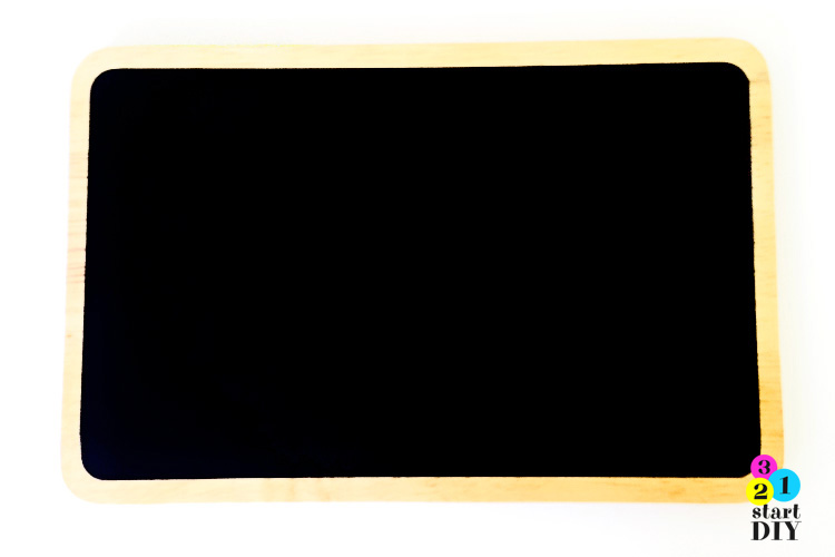 tablica z kuchennej deski