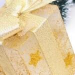 Świąteczny lampion jak prawdziwy prezent