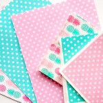 Jak zrobić papier z serwetki?