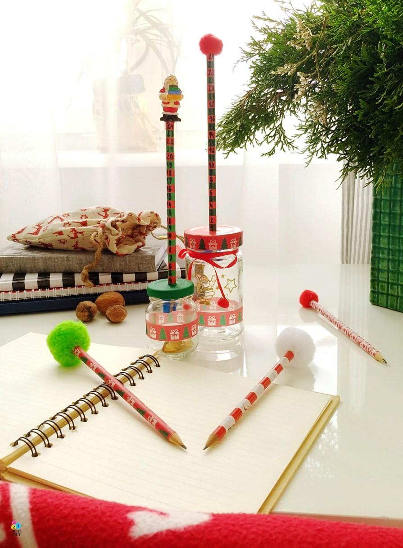 pomysl na kalendarz adwentowy DIY ze słoika