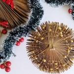 Choinka z gazety krok po kroku czyli świąteczny upcykling