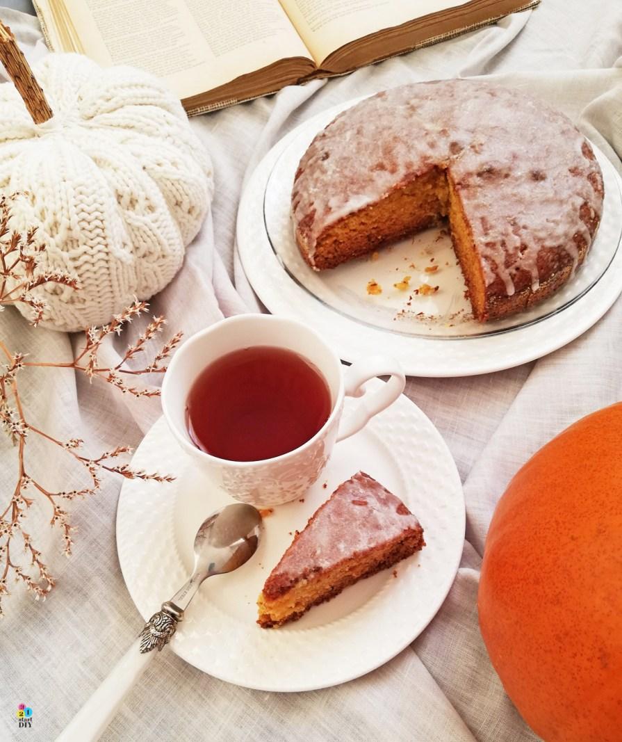 Ciasto z dyni - smaczna jesień w kuchni