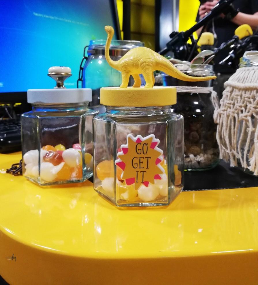 dekoracje ze słoików dla czwórka polskie radio