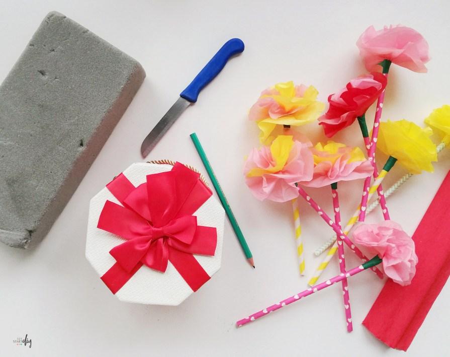 Kwiaty dla nauczyciela - prezent od ucznia