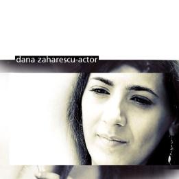 Title : Dana Zaharescu – portrait  Photo by: unknown Photoshop post prod.CS 6 by : danIzvernariu ©2013 ʘ 6014