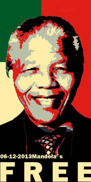 In memoriam Title : Mandela is FREE! 06-12-2013 Nelson Mandela - In Memoriam Photo by: danIzvernariu 2013 Photoshop post prod.CS 6 by : danIzvernariu ©2013 ʘ 6014 New Zealand Dan Izvernariu Workshop This picture belong to ☤322 THE STORYTELLER WordPress
