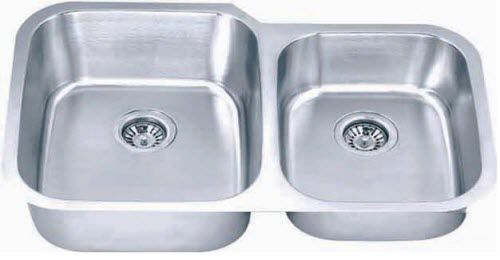 undermount large small bowl stainless steel kitchen sink
