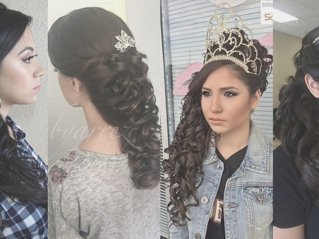hairstyles for a quinceanera | fade haircut