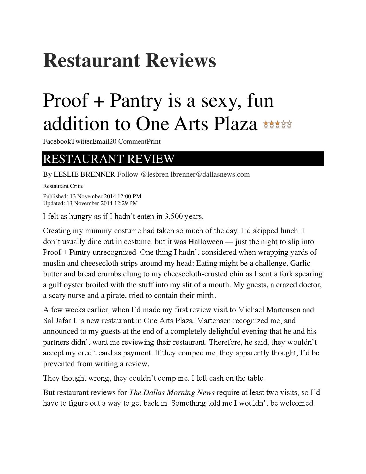 Proof + Pantry is a sexy, fun addition to One Arts Plaza _ Dallas Morning News-page-001