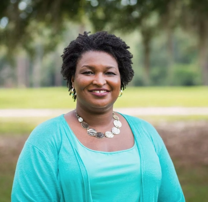 Stacey Abrams To Give Democratic Response To Trump's State Of The Union Speech  Stacey Abrams will be the first sound voice Americans hear when Trump presumably finishes rambling about his border wall dreams.