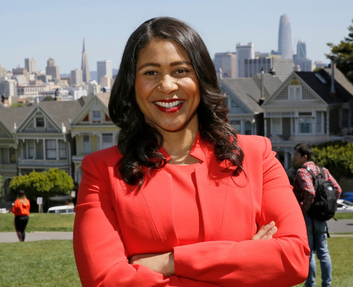 London Breed Elected San Francisco's First Black Female Mayor