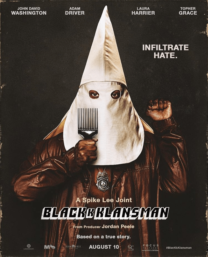 'Blackkklansman' Review: Emotions Came Too Late -- But That's A Great Thing!