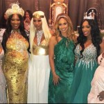 Kenya Moore Baby Shower Photos