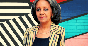 Sahle-Work Zewde just made history by stepping into the role of first female president of Ethiopia.
