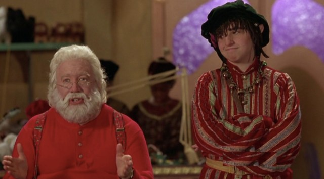 The Santa Clause 1994 Movie