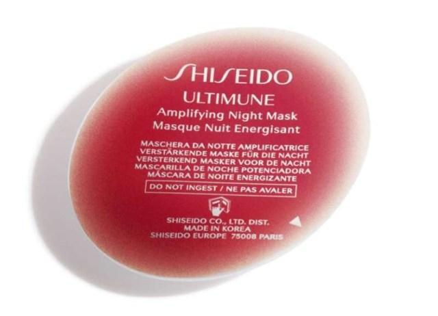 Shiseido Ultimune Amplifying Night Mask