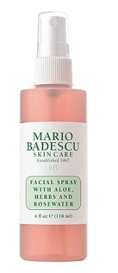 Best Facial Sprays — Mario Badescu Facial Spray With Aloe, Herbs and Rosewater