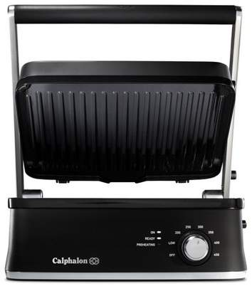 Father's Day Gifts: Calphalon Precision Control Multi-Grill - Matte Black