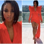 Ciara BET Awards 2019 Red Carpet Fashion (1)