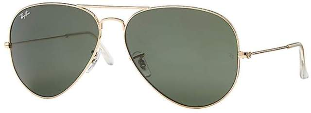 Ray-Ban 3025 62mm Aviator Sunglasses