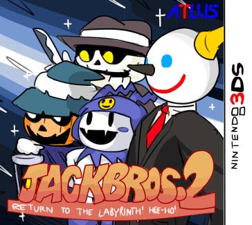 Persona 4 Persona 3 jack Persona Shin Megami Tensei atlus jack the ...