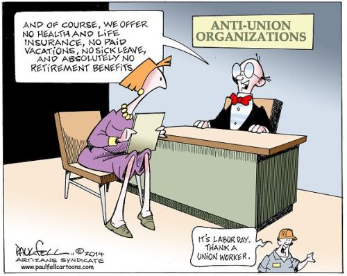 labor unions | Scotties Toy Box