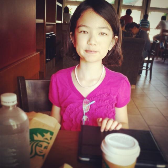 breakfast at Starbucks