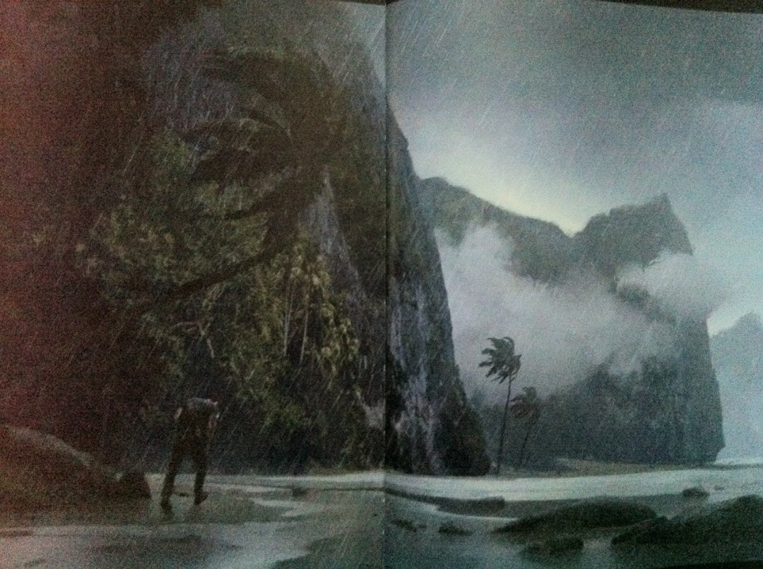 Uncharted 4: A Thief's End Concept Art Emerges 6