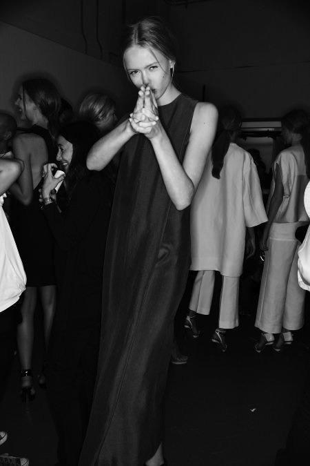 Look Heroina chic Adolfo Vásquez RoccaStyle & cool Fashion La modernidad líquida