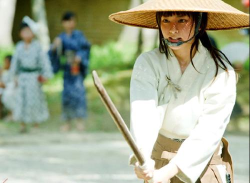 Kaoru from Rurouni Kenshin