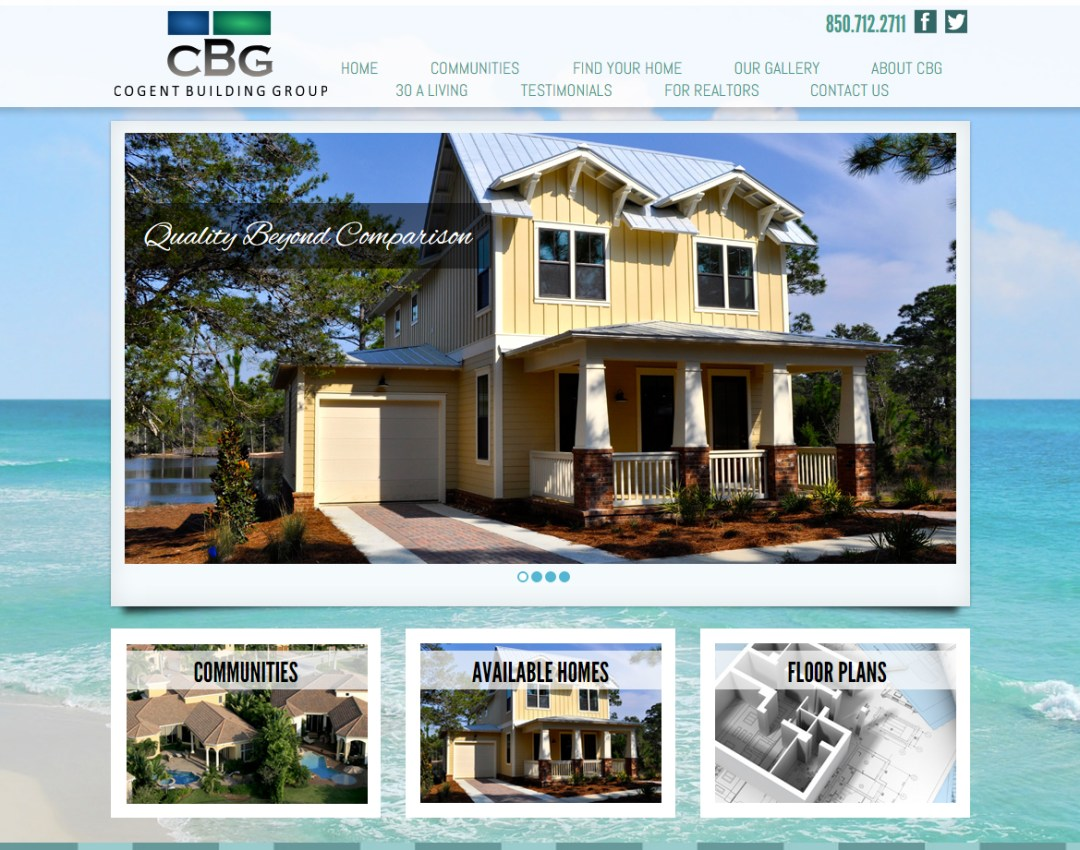 Home Builder Website Design Canton Ohio 330 Creative