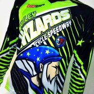 Whitley Wizards Race Top - 33/18 Designs