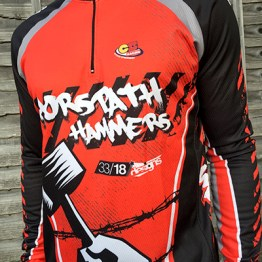 Horspath Hammers Race Jersey - 33/18 Designs